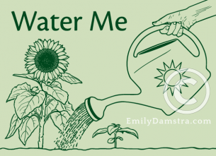 Water Me – Emily S. Damstra