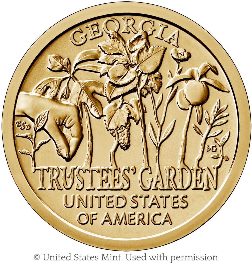 coin American Innovation Georgia 1
