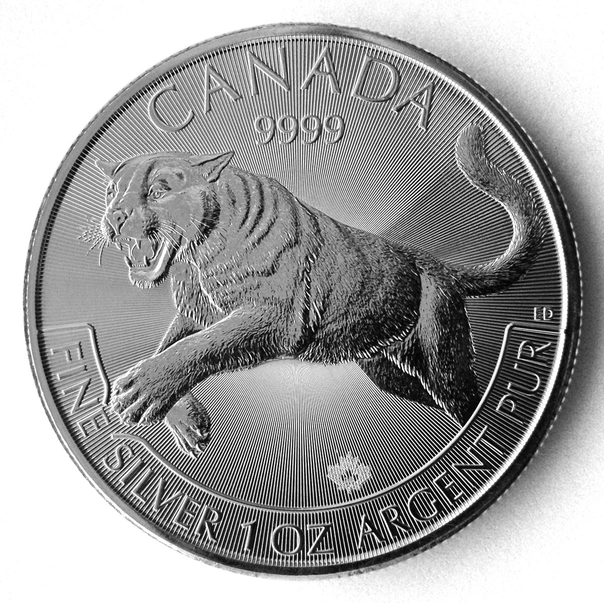 Bullion coin designed by Emily S. Damstra